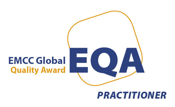 EMCC accreditation logo